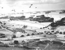 6 de junio de 1944. Españoles por Normandía. (2/3)